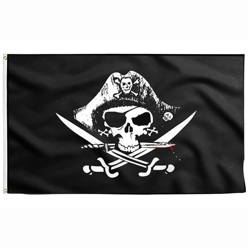 Drapeau des Pirates - Jolly Roger