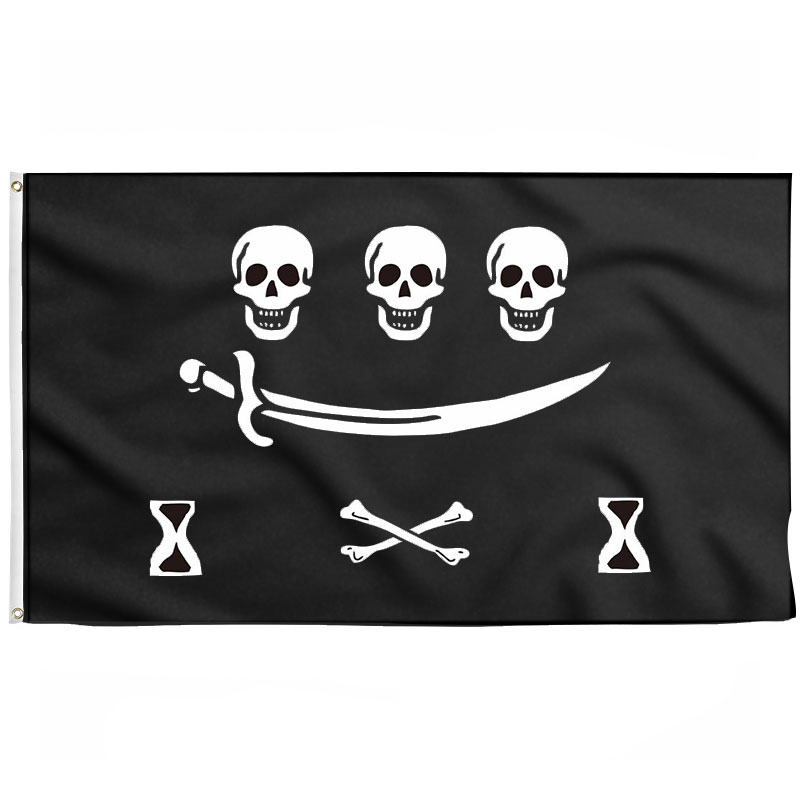 Drapeau Piraterie - Jolly Roger