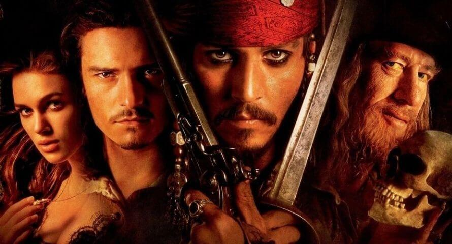 Drapeau Pirate des Caraïbes - Jolly Roger