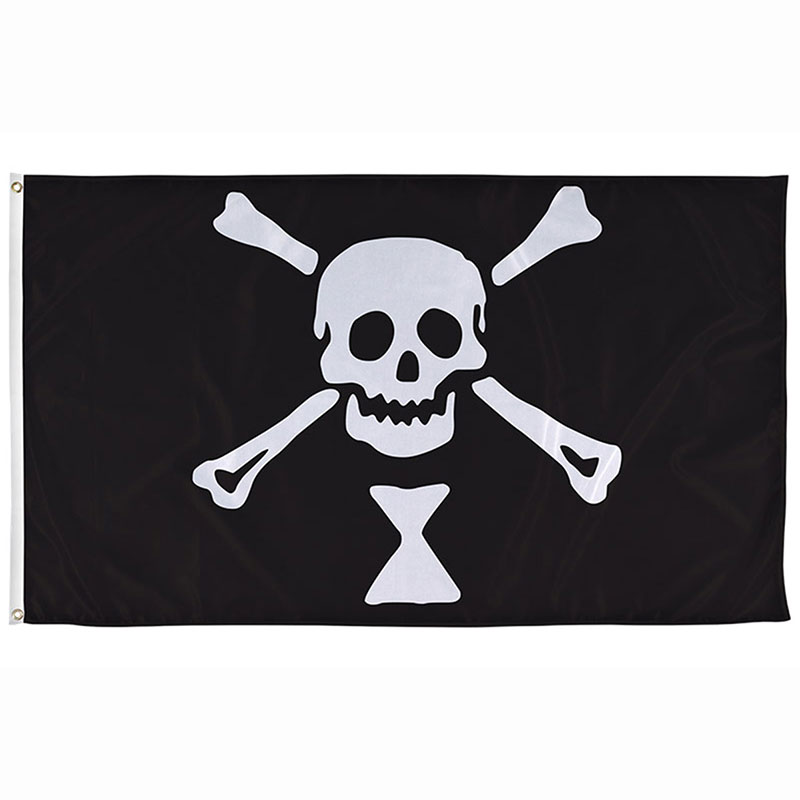Drapeau Pirate Emmanuel Wynne - Jolly Roger