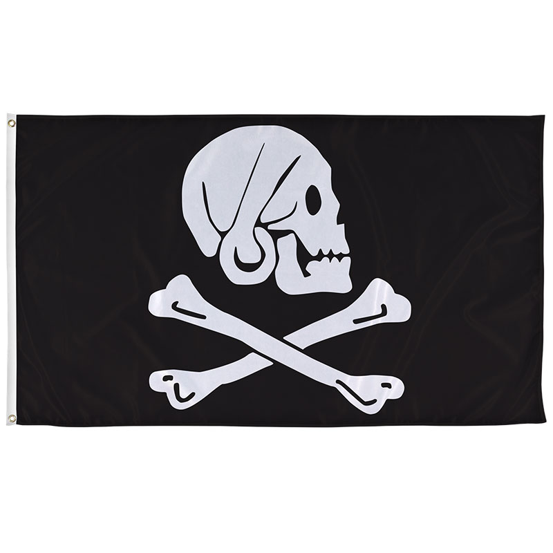 Drapeau Pirate Henry Avery - Jolly Roger