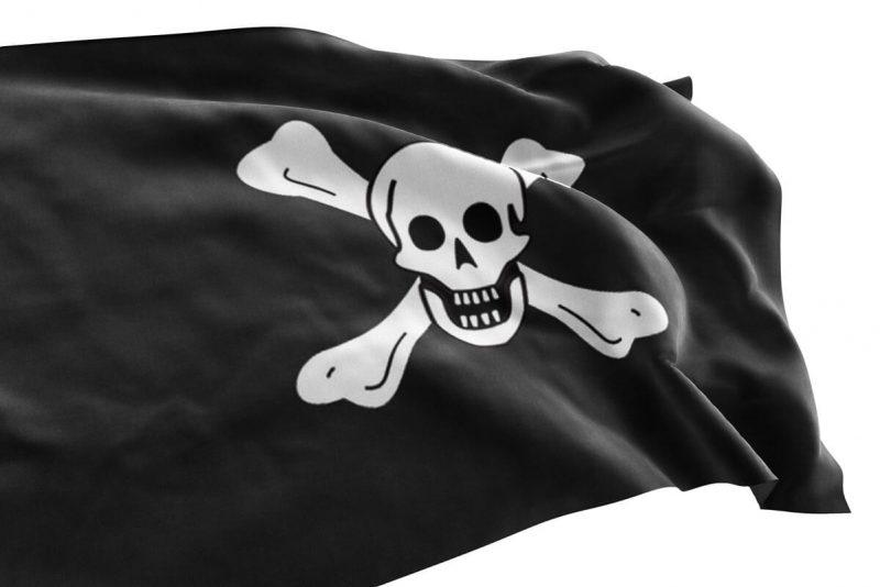 Drapeau Pirate Mer - Jolly Roger
