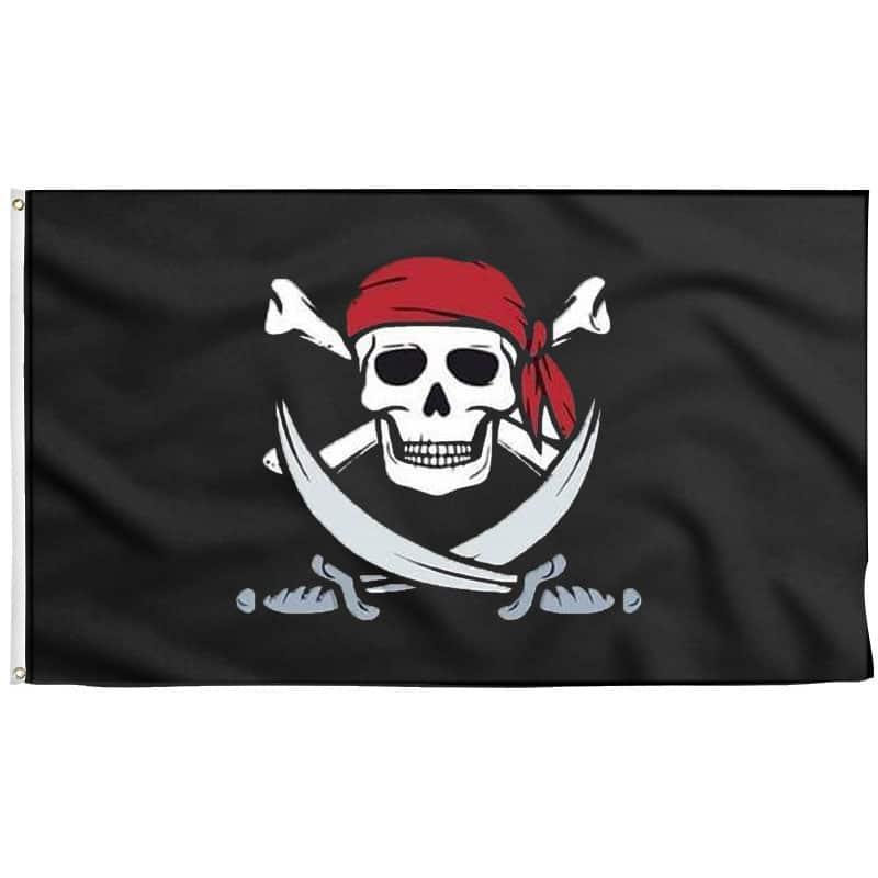Le Drapeau de Pirate - Jolly Roger