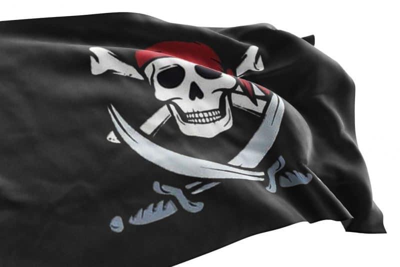 Le Drapeau Noir des Pirates - Jolly Roger