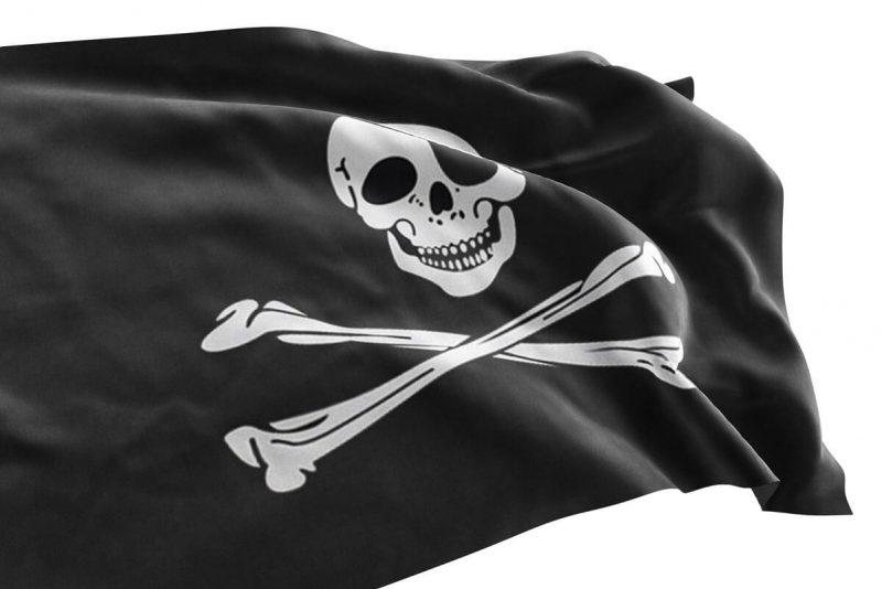 Le Pavillon Noir des Pirates le Jolly Roger - Jolly Roger