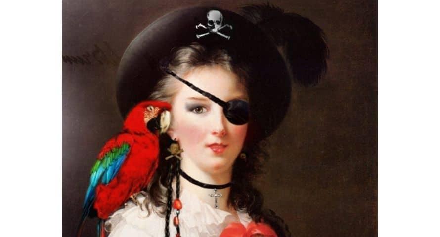 Pirate Jacquotte Delahaye