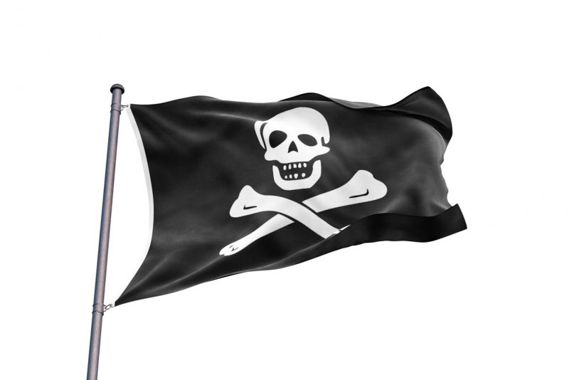 Sam Bellamy Flag - Jolly Roger