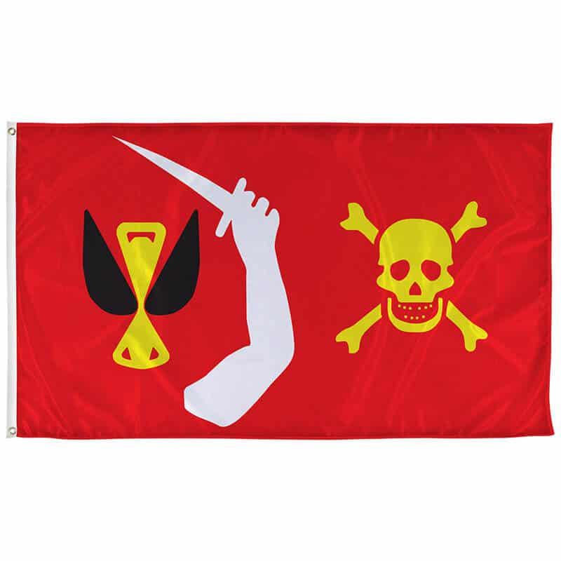 Vrai Drapeau Pirate - Jolly Roger