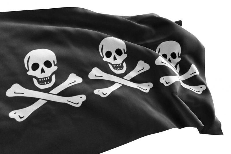 Vrais Drapeaux Pirates Historique - Jolly Roger