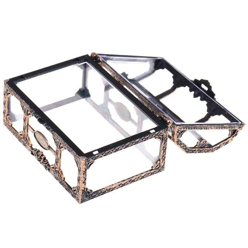 boite à bijoux coffre pirate