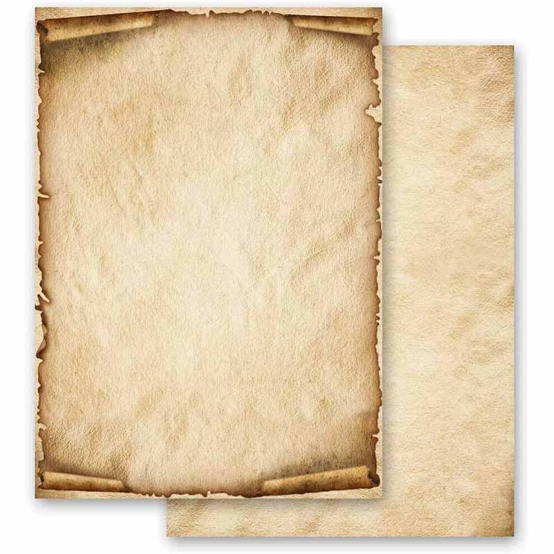 Carte au Trésor de Pirate Vierge - Jolly Roger