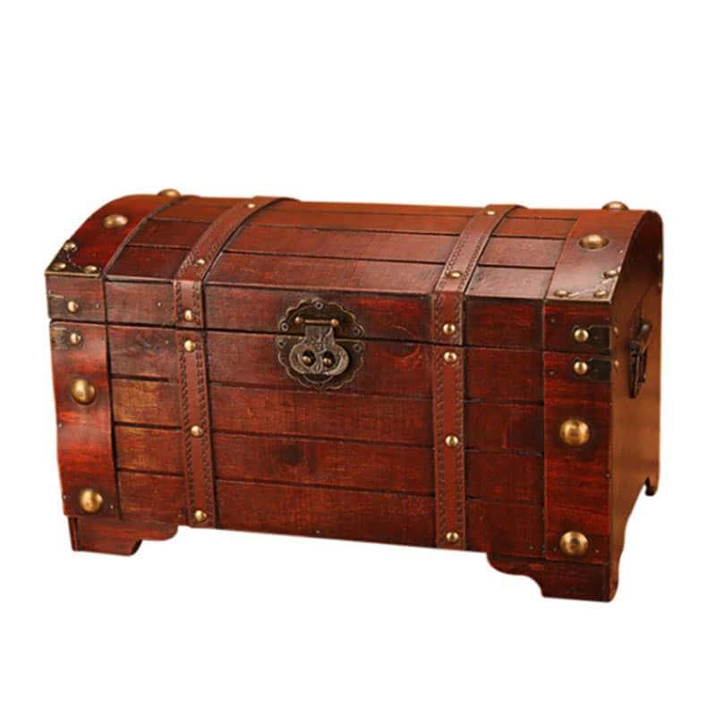 Coffre à Trésor - Coffre Pirate - Jolly Roger