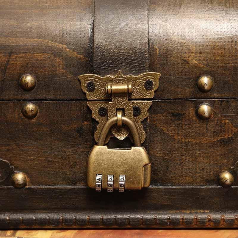 Coffre Fort de Pirates - Jolly Roger