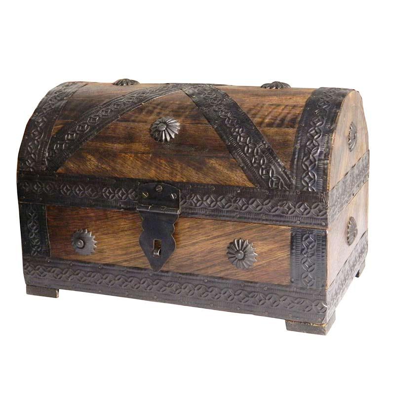 Coffre Trésor - Coffre Pirate - Jolly Roger