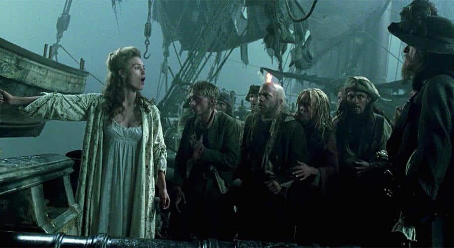 Elizabeth Swann Pirate des Caraibes