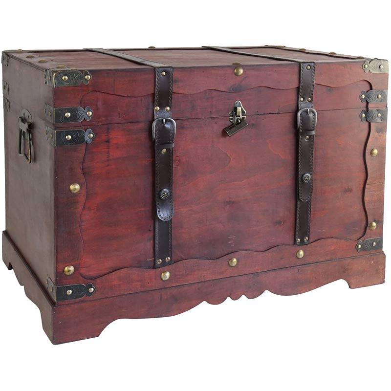 Grand Coffre de Pirate - Coffre Pirate - Jolly Roger