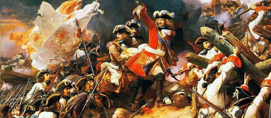 Guerre de succession espagnole et Jolly Roger