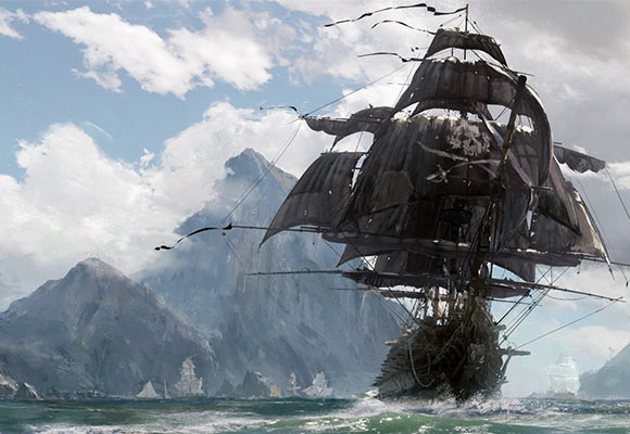 Jeux Vidéo Pirate - Jolly Roger