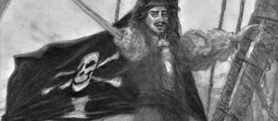 Jolly Roger Pirate Emmanuel Wynne