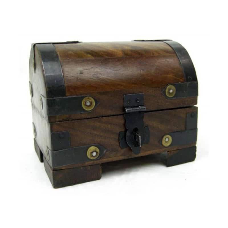 Mini Coffre Pirate - Coffre Pirate - Jolly Roger
