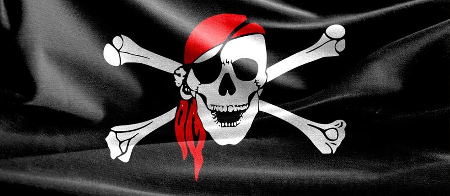 Origine Drapeau Pirate