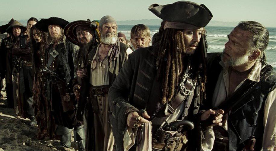 Retour de Jack Sparrow dans l'antre de Davy Jones