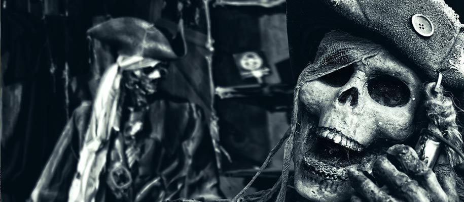 Squelette Pirate