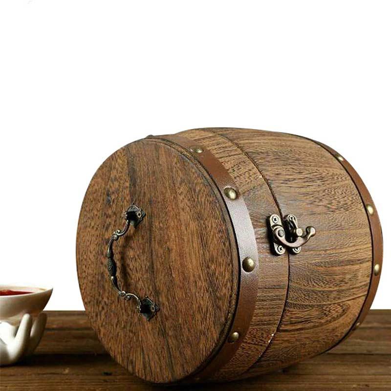 Tonneaux Stand Coffee au trésor