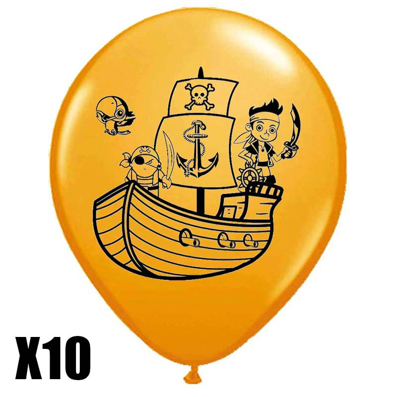 Ballon gonflable pirate - Jolly Roger