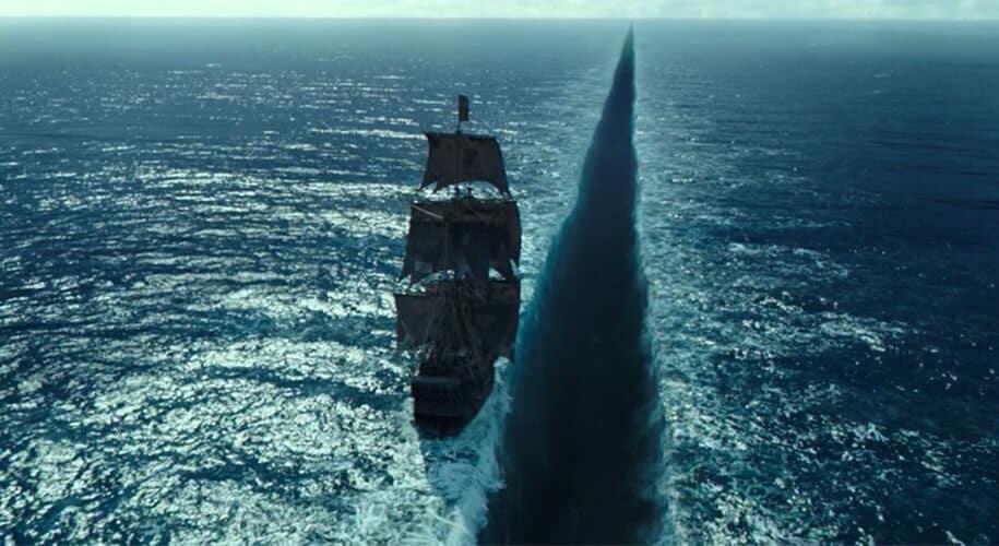Bateau Black Pearl Pirates des Caraïbes