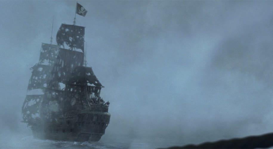 Black Pearl Bateau Pirate