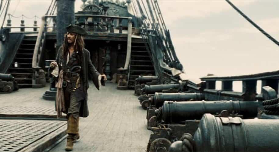 Black Pearl Capitaine