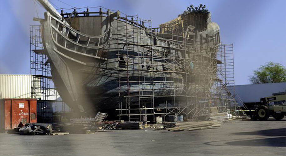 Black Pearl Construction