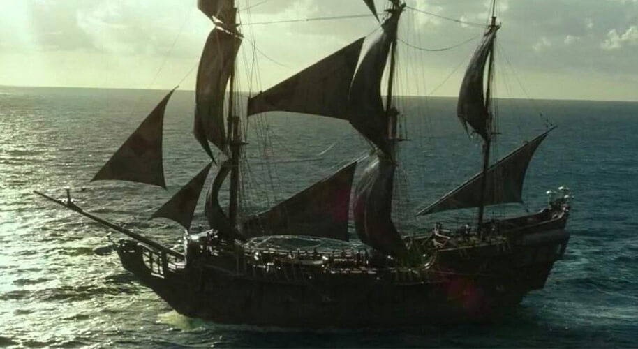 Black Pearl Pirate des Caraïbes