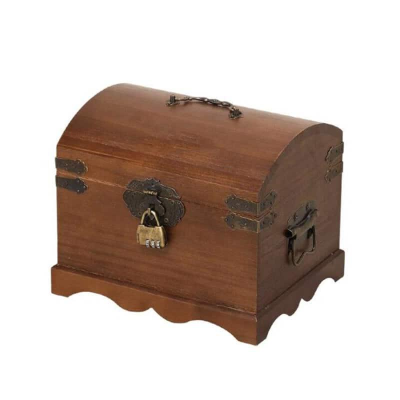 Coffre de Pirate - Jolly Roger