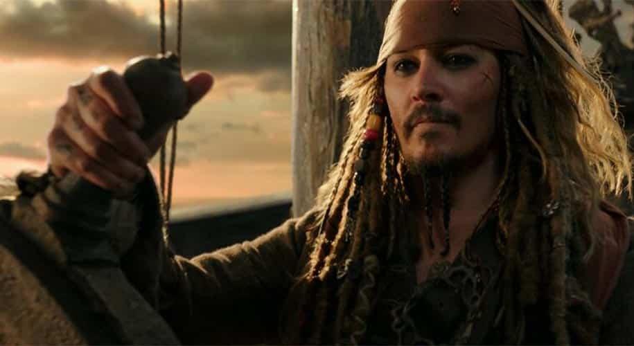 Jack Sparrow Black Pearl