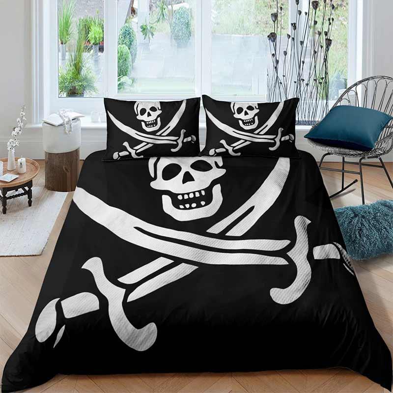 Literie Pirate - Jolly Roger
