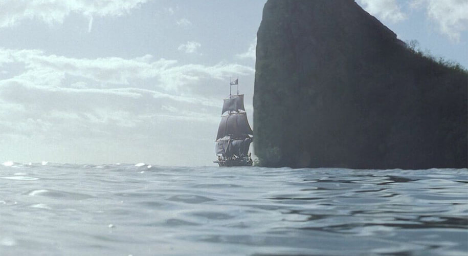 Navire Black Pearl