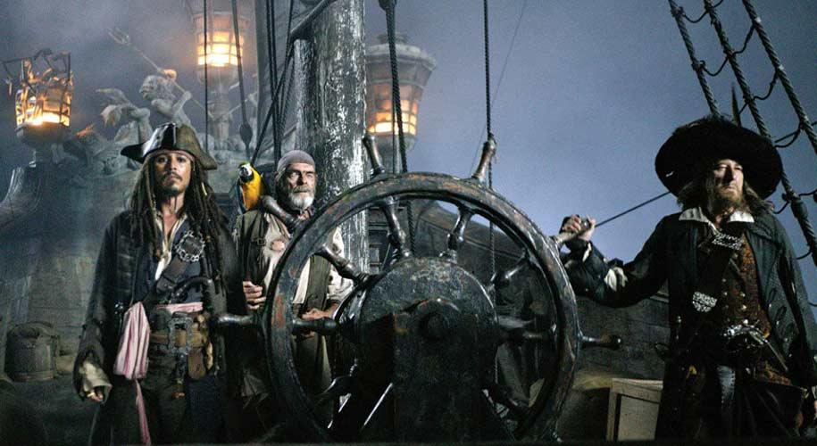 Qui est le vrai capitaine du Black Pearl ?
