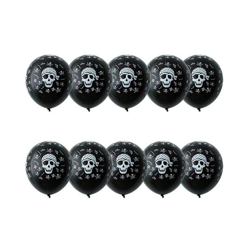 Ballon Pirate party - Jolly Roger