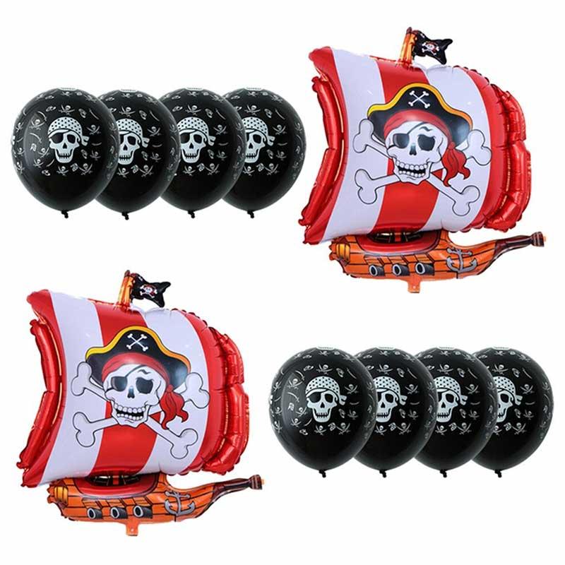 Ballon Pirate - Jolly Roger