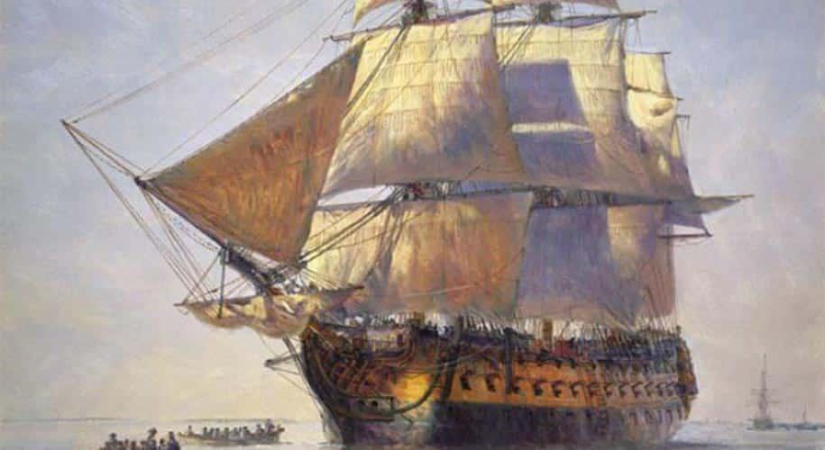 bateau Queen Anne's Revenge