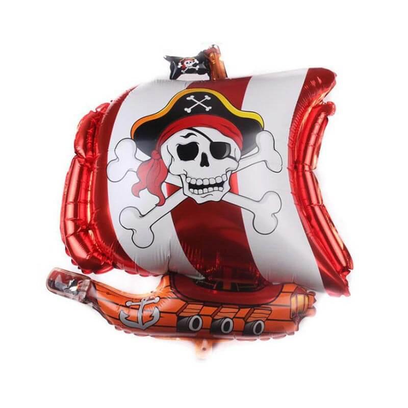 Déco pirate anniversaire - Jolly Roger