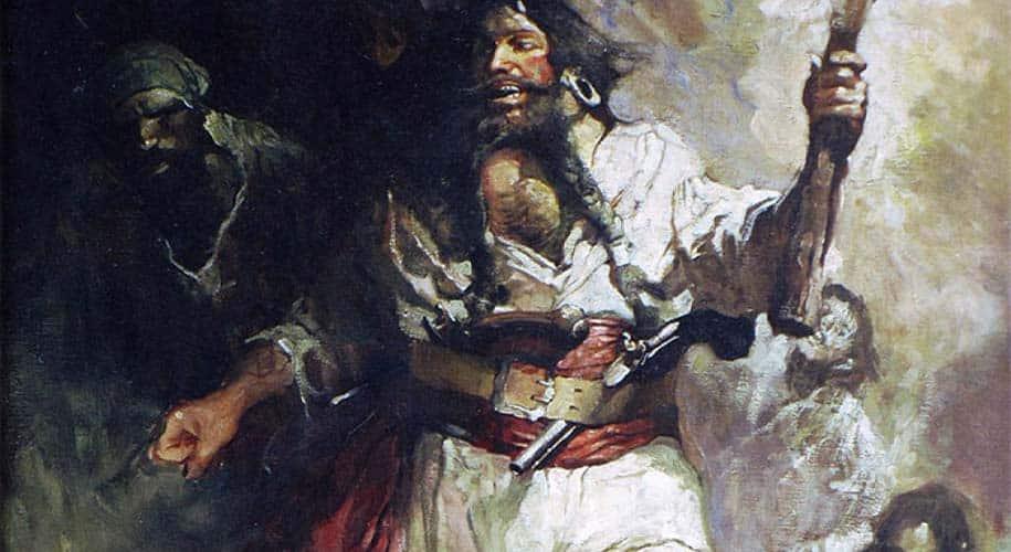 Pirate Edward Thatch
