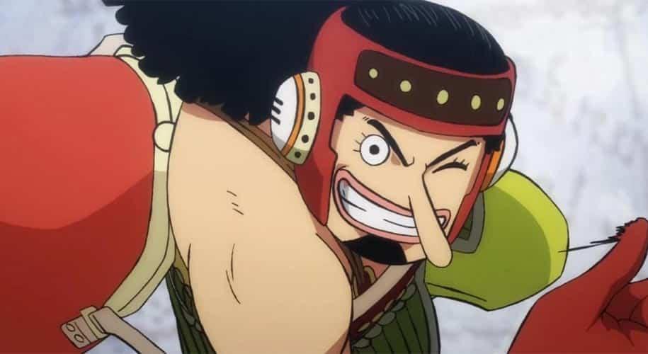 Ussop One Piece