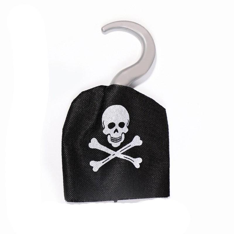 Crochet Pirate Costume - Accessoire Pirate - Jolly Roger