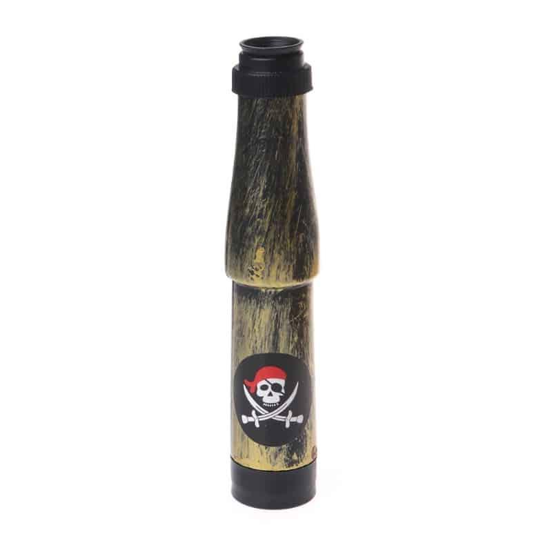 Longue Vue Pirate Jouet - Accessoire Pirate - Jolly Roger