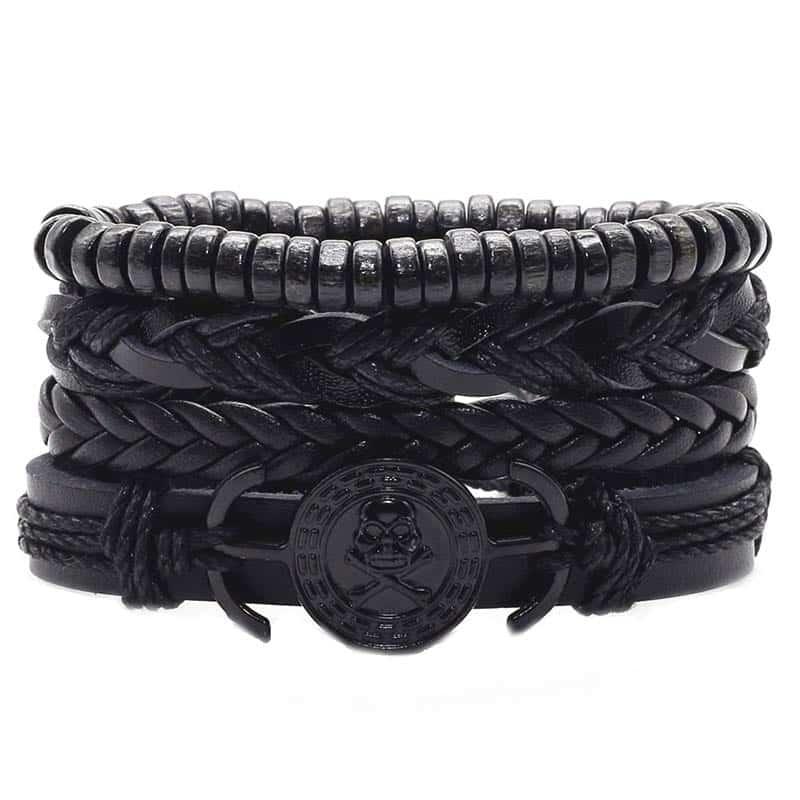 Bracelet Homme Pirate - Bracelet Pirate - Jolly Roger