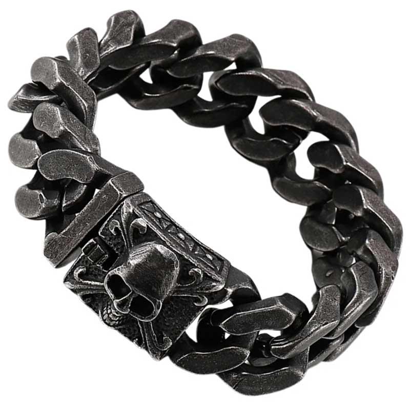 Bracelet Pirate Homme - Bracelet Pirate - Jolly Roger