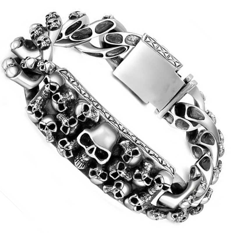 Capitaine Bracelet Pirate - Bracelet Pirate - Jolly Roger